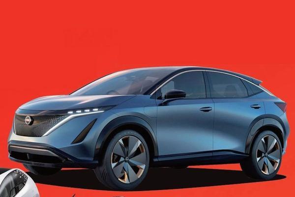 Nissan Ariya Concept laat zich zien