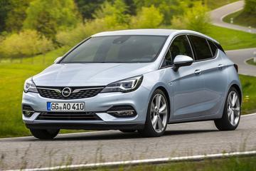Opel presenteert vernieuwde Astra