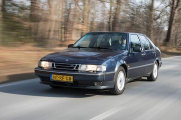 Saab 9000 2.0 LPT CDE – 1996 – 490.905 km - Klokje Rond