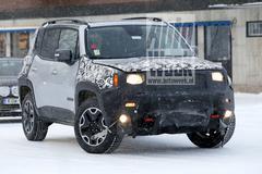 Onder het mes: Jeep Renegade