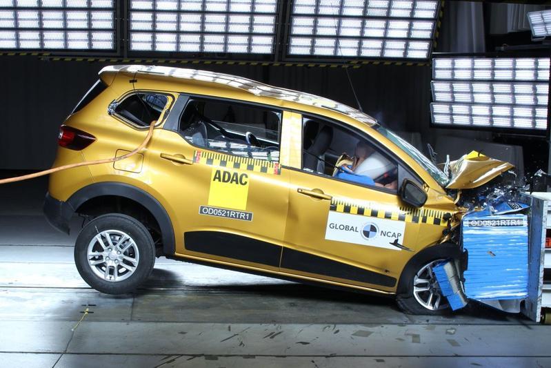 Renault Triber Global NCAP