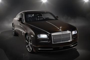 Rolls-Royce presenteert Wraith Inspired by Music