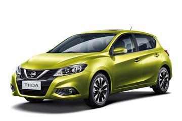 Nissan Pulsar voor China