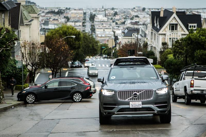 Uber San Fransisco
