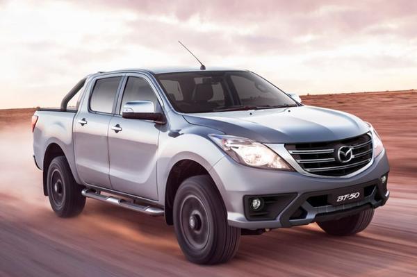 Opnieuw bijgeschaafd: Mazda BT-50