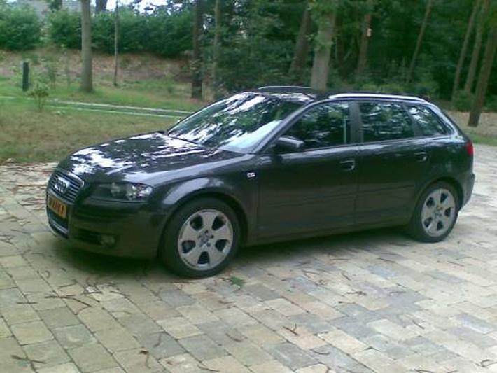 Audi A3 Sportback 2.0 TDI 170pk Ambition (2008)