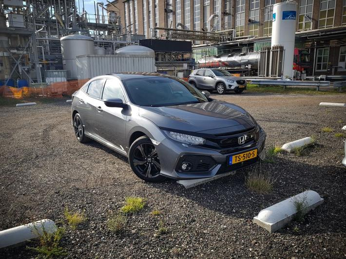 Honda Civic 1.0 i-VTEC Executive (2018)