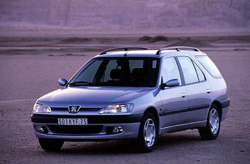 Peugeot 306 Break XT 2.0 HDI (1999)