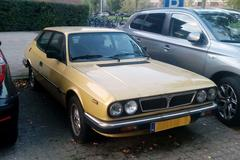In het wild: Lancia Beta HPE (1983)