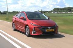 Toyota Prius Plug-in Hybrid - Rij-impressie