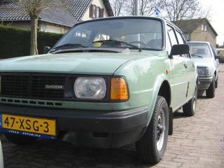 Skoda 105 S (1986)