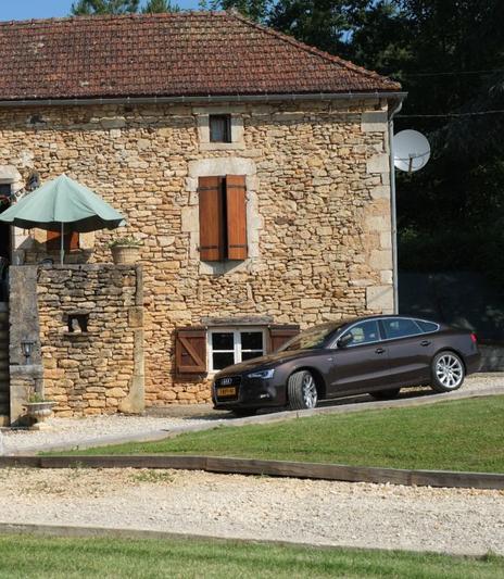Audi A5 Sportback 2.0 TDI 177pk Pro Line S (2013)