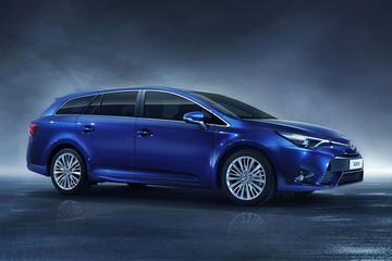 Nieuwe Toyota Avensis onthuld!