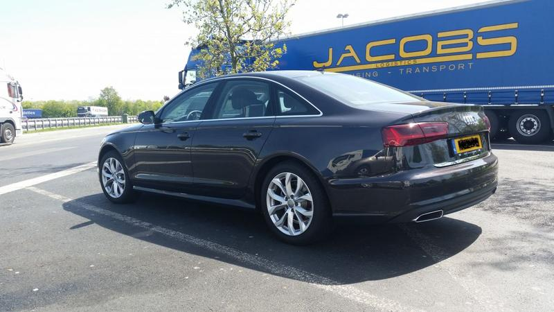 Audi A6 2.0 TDI ultra 150pk Business Edition (2015)