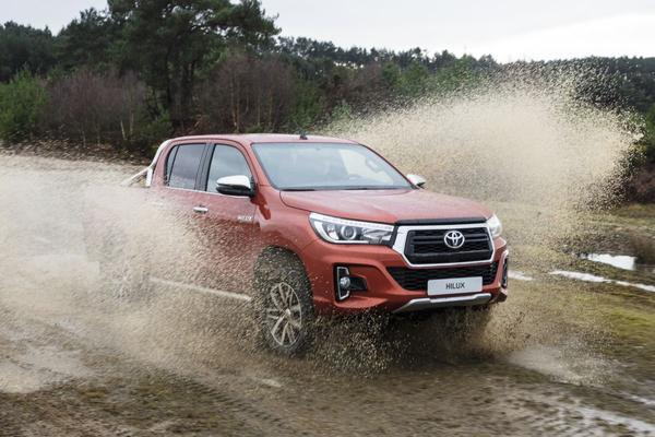 Toyota introduceert nieuwe variant Hilux