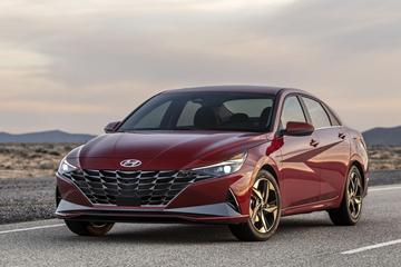 Hyundai presenteert nieuwe Elantra