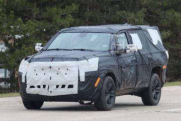 Gesnapt: Jeep Wagoneer
