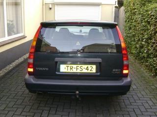 Volvo 850 T-5 2.3i 20V Turbo Estate Exclusive-Line (1995)