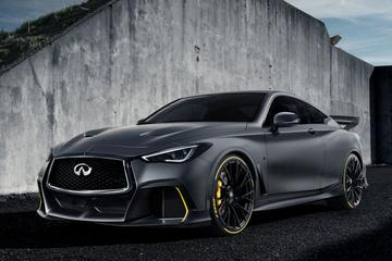 Beter in beeld: Infiniti Project Black S