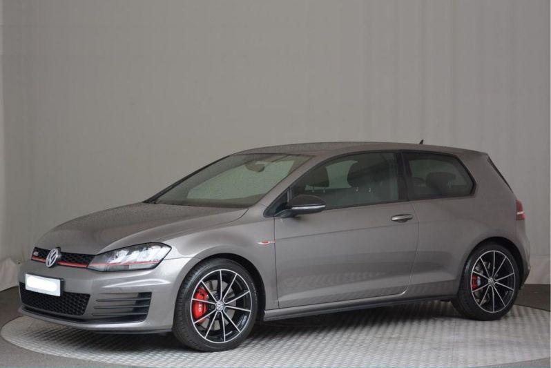 Volkswagen Golf 2.0 TSI GTI Performance (2017)