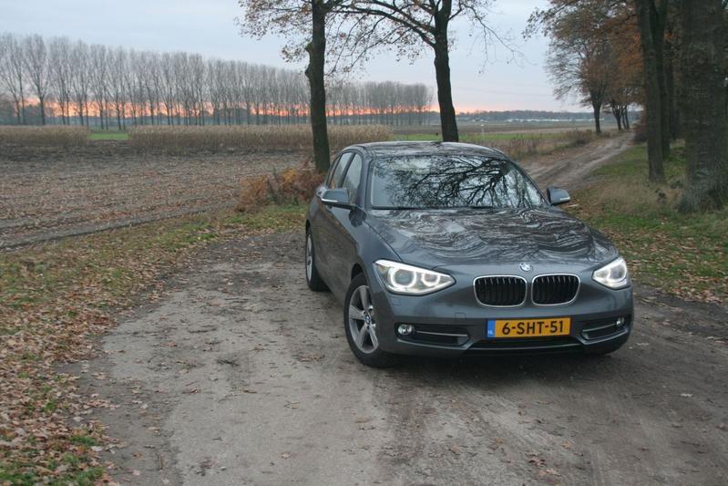 BMW 116i EfficientDynamics Edition Executive (2013)
