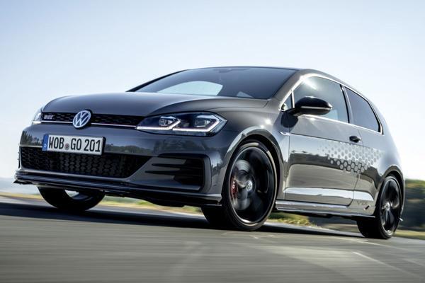 Volkswagen prijst Golf GTI TCR