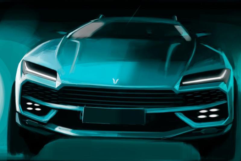 Huansu blijkt fan van Lamborghini Urus