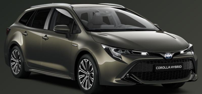 Toyota Corolla Touring Sports 1.8 Hybrid Business Plus (2020)