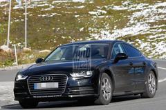 Audi start publiek testwerk met nieuwe A7