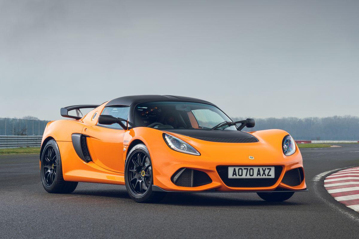 Lotus Elise en Exige Sport Final Editions
