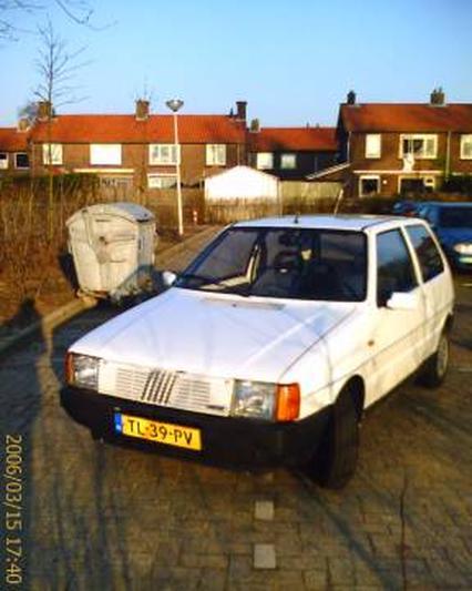 Fiat Uno 45 (1988)