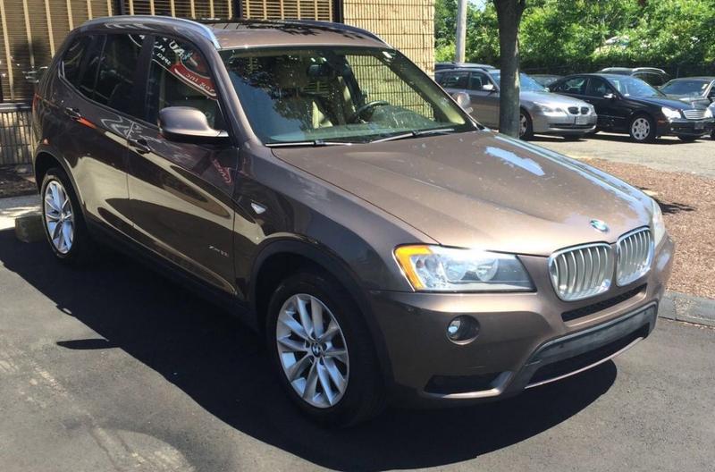 BMW X3 xDrive28i Executive (2013)
