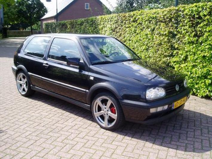 Volkswagen Golf 2.0 GTI (1994)