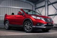 1 april: Honda CR-V Roadster