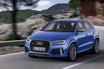 Audi RS Q3 ook als Performance