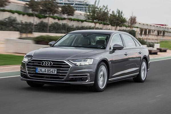 Video: Audi A8 - Rij-impressie