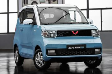 Wuling Mini EV absolute verkooptopper in China