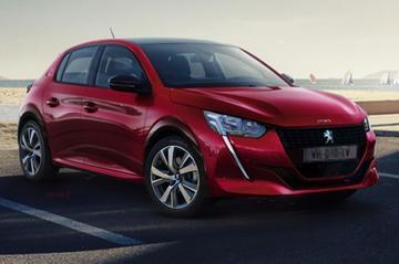 Gelekt: Peugeot 208!