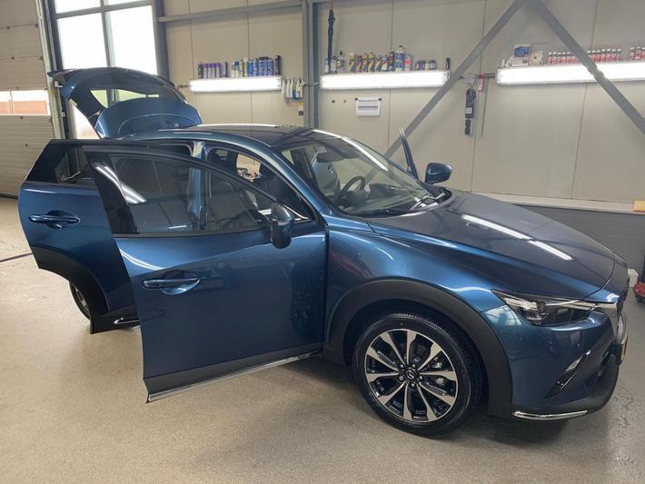 Mazda CX-3 SkyActiv-G 120 GT-M (2019)