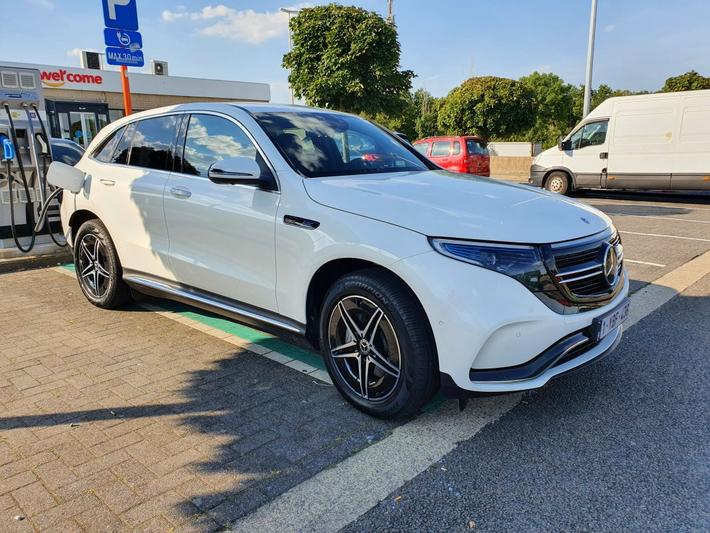 Mercedes-Benz EQC 400 4MATIC Business AMG (2020)