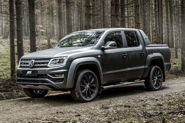 Abt maakt Volkswagen Amarok krachtiger