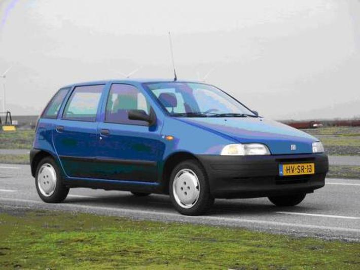 Fiat Punto 75 SX (1994)