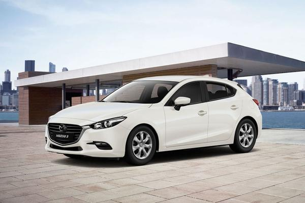 Back to Basics: Mazda 3