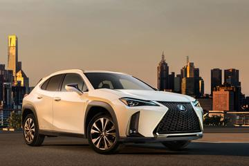 Lexus toont UX