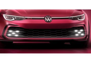 Volkswagen Golf GTI in beeld