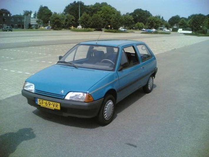 Citroën AX 10 E (1987) #2