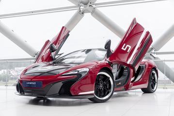 Nederlandse prijs McLaren 650S Can-Am bekend