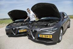 Alfa Romeo Giulia en Stelvio klaar voor WLTP
