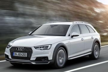 Audi toont A4 Allroad in Detroit