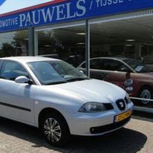 Seat Ibiza 1.4 16V 75pk Signo (2003)
